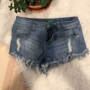 Lulus Jean Shorts